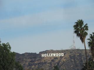 california, los angeles, hollywood sign