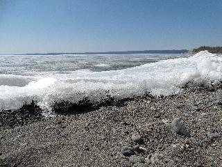 montana, yellowstone, frozen lake