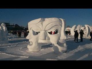 canada, montreal, quebec city, quebec winter carnival