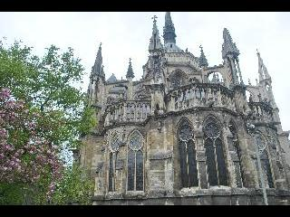 france, reims cathedral