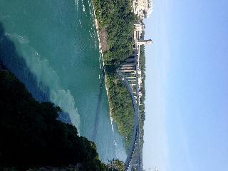 Bridge; canada; ny