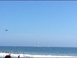 california, santa monica, santa monica beach