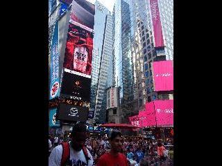 new york, new york city, times square