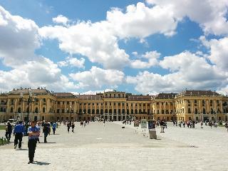 austria, vienna, palace scholbrunn