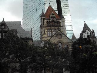 massachusetts, boston, trinity church