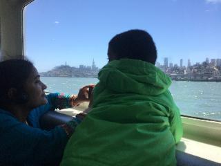 california, san francisco, san francisco bay cruise