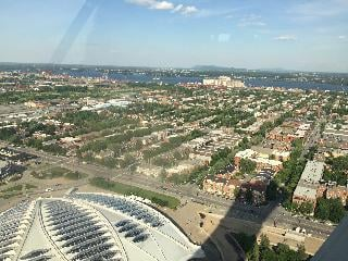 canada, quebec, montreal, olympic tower