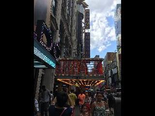 new york, new york city, madame tussauds