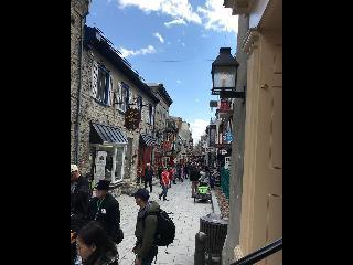 Quebec City; Canada