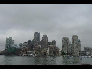 massachusetts, boston, boston harbor cruise