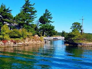 THOUSAND ISLANDS, US/CANADA