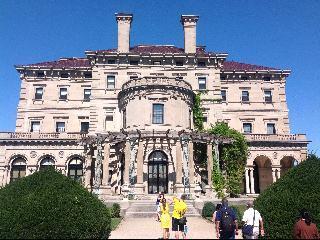 rhode island, newport, breakers mansion