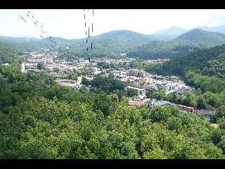 Gatlinburg, Smoky Mountain