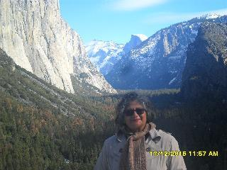 california, yosemite national park, half dome