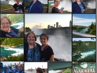 Niagara Falls; USA