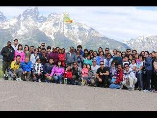 California 7 days Yellowstone trip