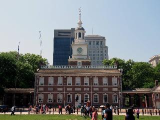Philadelphia; Liberty Hall