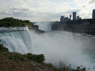 Niagara; Falls