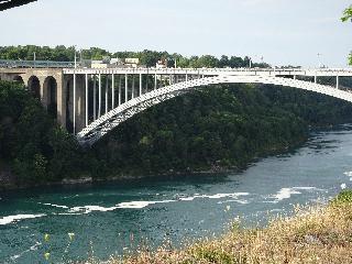 Rainbow; Bridge; Canada