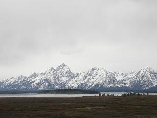 Wyoming; Grand Teton NP