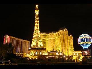 Las Vegas Strip; Paris