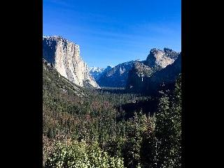 California; Yosemite