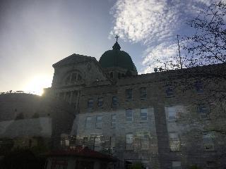 Monteral church