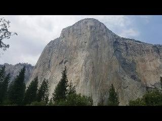 yosemite; giant rock