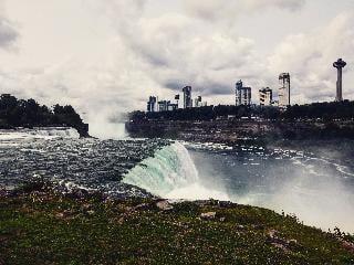 New York;Niagara falls;