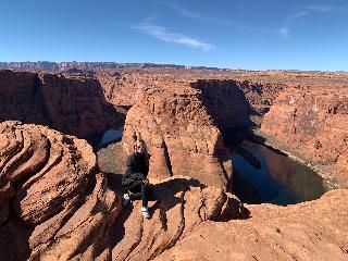 #iloveit #bestexperience #horseshoebend #arizona