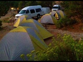 utah, bryce canyon, camping