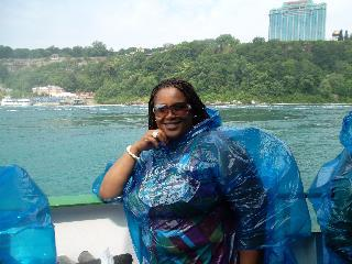 Niagara Falls, Canada, maid of the mist