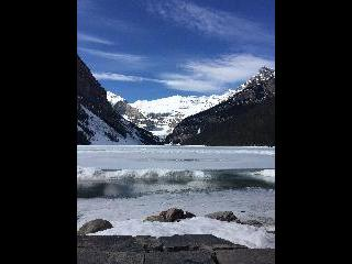 Banff; canada ; lake louise