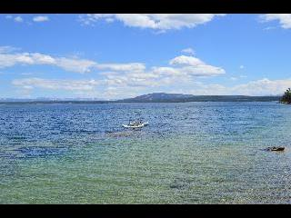 wyoming, yellowstone, yellowstone lake