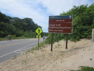 massachusetts, cape cod, provincetown, cape cod national seashore province lands