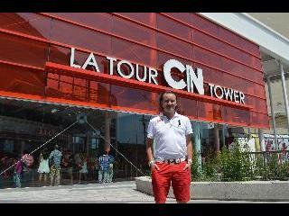 canada, toronto, cn tower