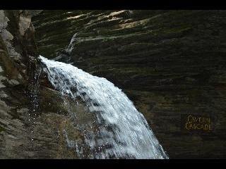 new york, watkins glen state park, finger lakes, waterfall