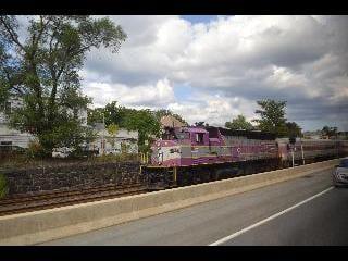 massachusetts, boston, train
