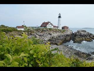 maine, portand, portland head light house