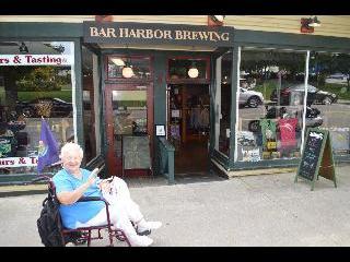 maine, bar harbor, bar harbor brewing co