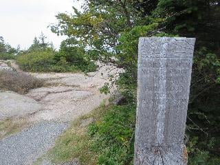 maine, acadia national park, cadillac mountain, north ridge trail