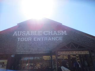 Ausable Chasm, New york