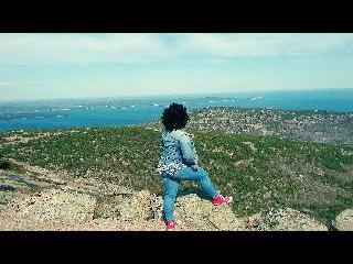 Acadia, mountain, scenery, islands, view