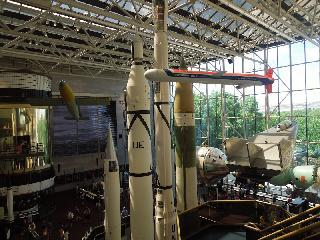 smithsonian air space museum DC