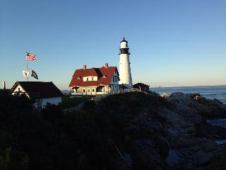 maine, lighthouse