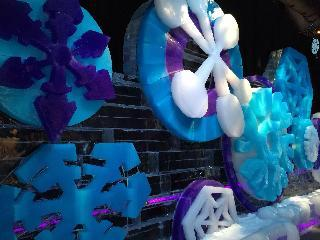 washington dc, dc, ICE! Sculpture Exhibition