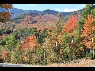 vermont, whiteface mountain, fall foliage