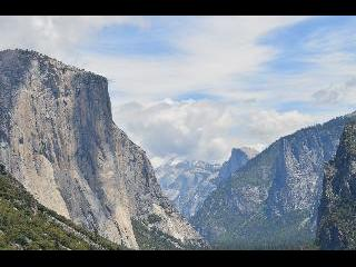 california, yosemite, tunnel view