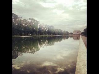 Washington; Lincoln Memorial