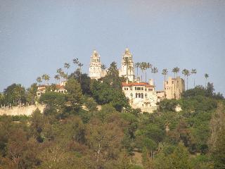 california, hearst castle